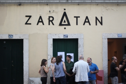 Entrance_Zaratan Arte Contemporanea