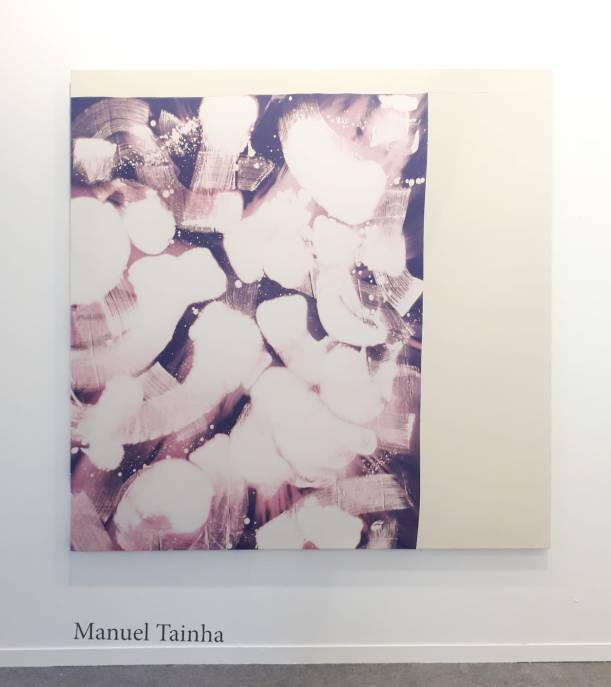M.Tainha, UNTITLED (DOUBEL WITH RICE), 2018